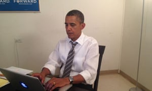 Barack Obama doing Reddit IAMA