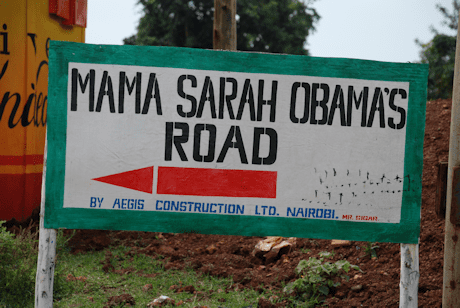 The road to Obama