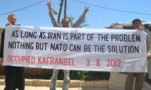 kafranbel-iran
