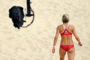 Graeme Volleyball: GB GYMNASTICS WOMEN'S TEAM