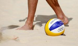 Graeme Volleyball: The Swiss Beach Volleyball
