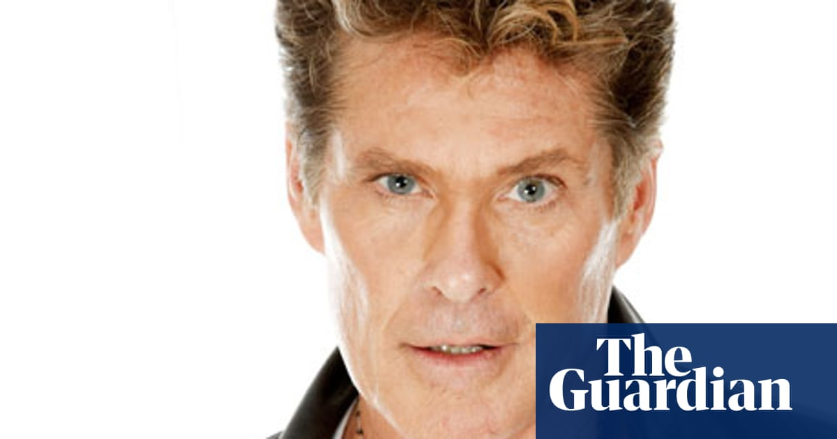 David Hasselhoff: 'If we have to go with the Hoff to pay the