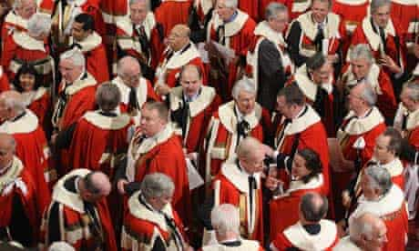 Lords reform