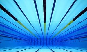 How I Came To Run The Aquatics Centre At The Olympics Guardian Careers The Guardian