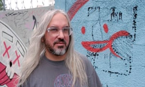 J Mascis from Dinosaur Jr
