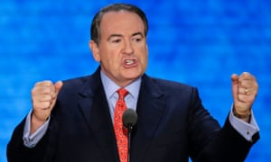 Mike Huckabee at RNC in 2012