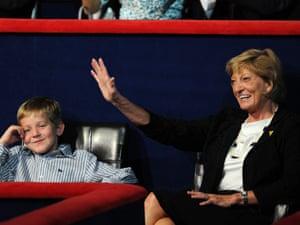 Paul Ryan's mother