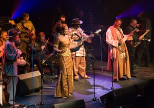 Africa Express: Incredible lineup at the Liverpool Olympia