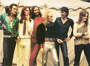 Roxy Music: Roxy Music at Crystal Palace Garden Party