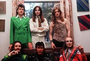 Roxy Music: Roxy Music in 1973
