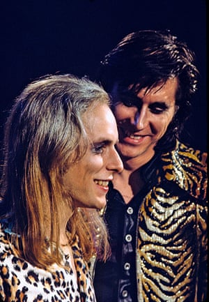 Roxy Music: Roxy Music At Royal College Of Art In London 1972