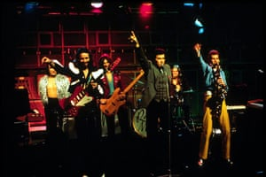 Roxy Music: Roxy Music performing in 1973