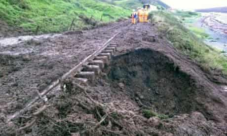 Cumbria train derailment