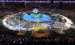 Paralympic Games opening ceremony