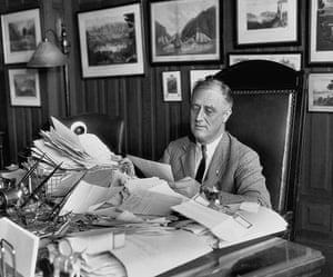 10 best: Franklin Roosevelt