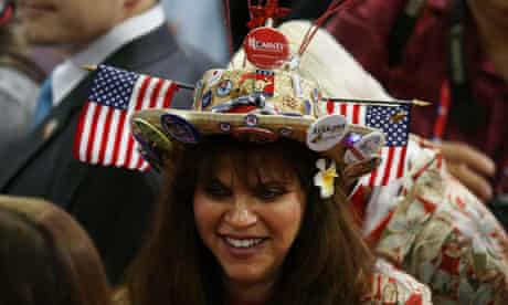 Republican National Convention 2012 patriotic outfit