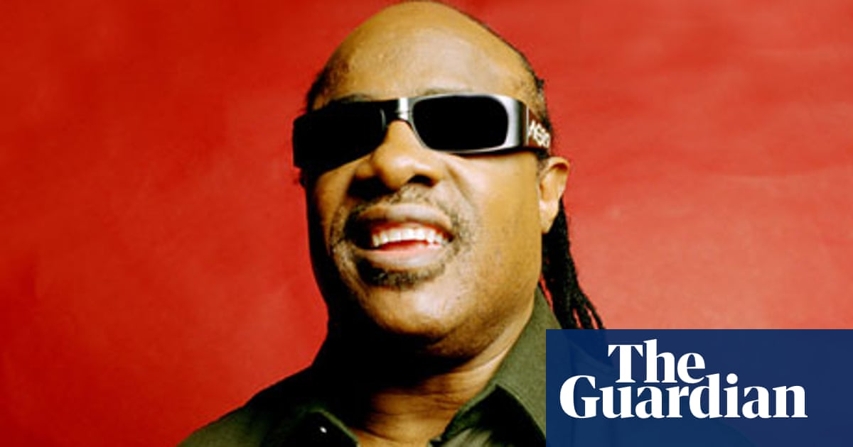 Stevie Wonder: 'I never thought of being blind and black as a