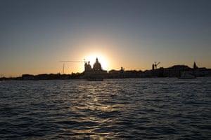 Venice biennale: The sun sets over classical Venice