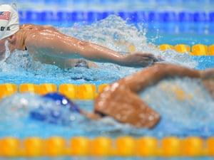 US swimmer Jessica Long