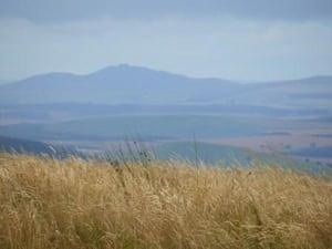 Cuthbert yetholm Pennine way Scotland