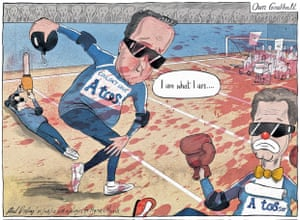 Phil Disley cartoon, 31 August 2012.