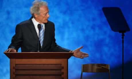 Clint Eastwood at the RNC.