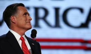 Mitt Romney convention speech