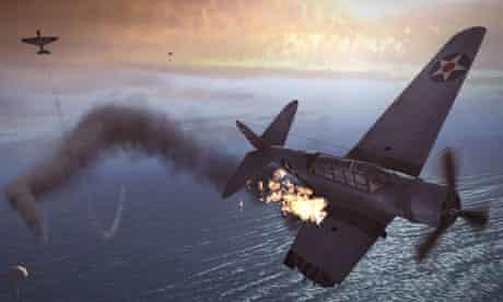Damage Inc Pacific squadron