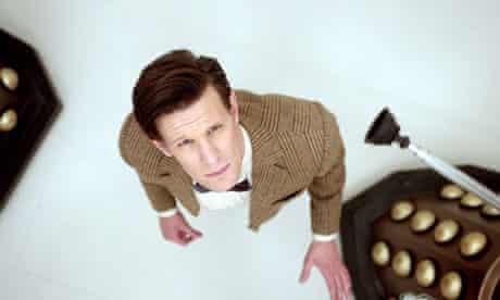 Asylum of the Daleks: They're back …