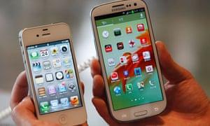 Smartphones wars intensify