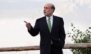 Federal Reserve chairman, Ben Bernanke