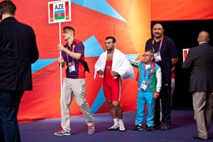 Greco Roman wrestling: The Emin Ahmadov of Azerbaijan