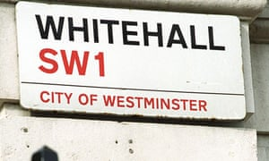 Whitehall and the Cabinet Office