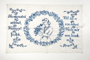 Manifesta 9: Embroidered Sayings 1870- 1930