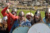 Lindisfarne vikings