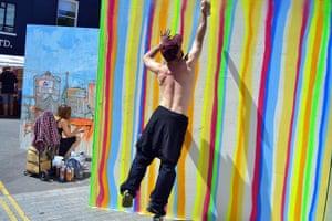 Camera Club: Kym Beeston: GRAFFITI