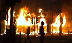Tottenham riots