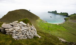 Panoramic view of St Kilda