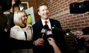 Rand Paul convention