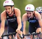 Brownlee brothers triathlon London 2012 Olympic Games