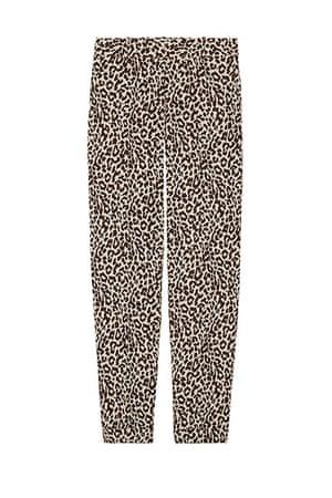 Fashion Wish List: Leopard print trousers
