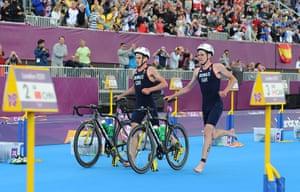 Triathlon: Men's triathlon