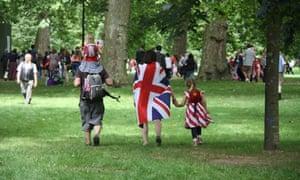 London Olympics Hyde Park