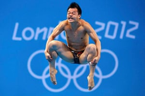 Funny side of diving: Funny side of Olympic diving