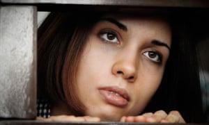 Pussy Riot's Nadezhda Tolokonnikova