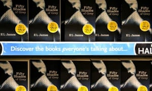 Erotic novel 'Fifty Shades of Grey' becomes fastest ever selling paperback in the UK