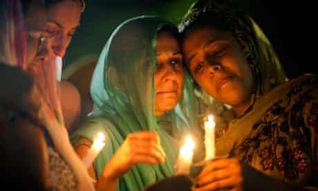 Wisconsin candlelight vigil