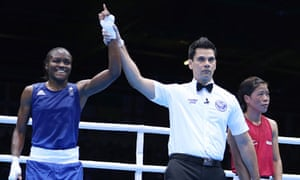 how to get into olympic boxing