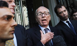 Murdoch quits director roles