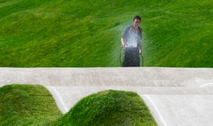BMX: Watering the track